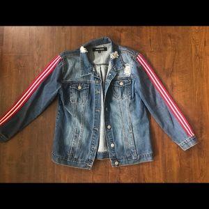 Ashley mason jean jacket